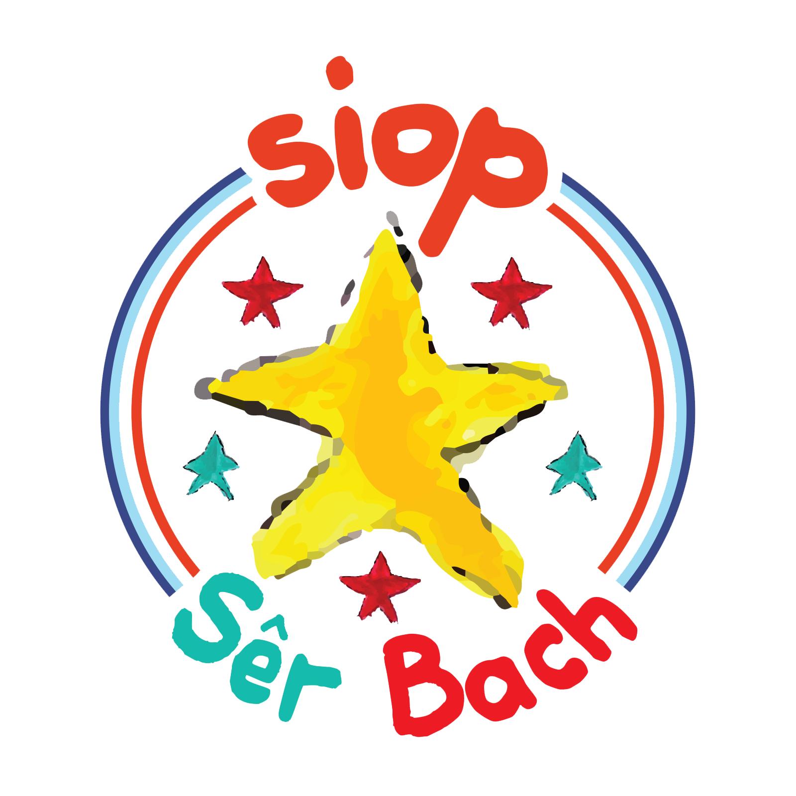 Logo Siop Sêr Bach