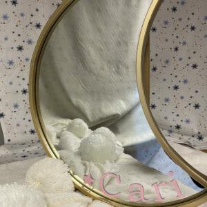 personalised moon mirror